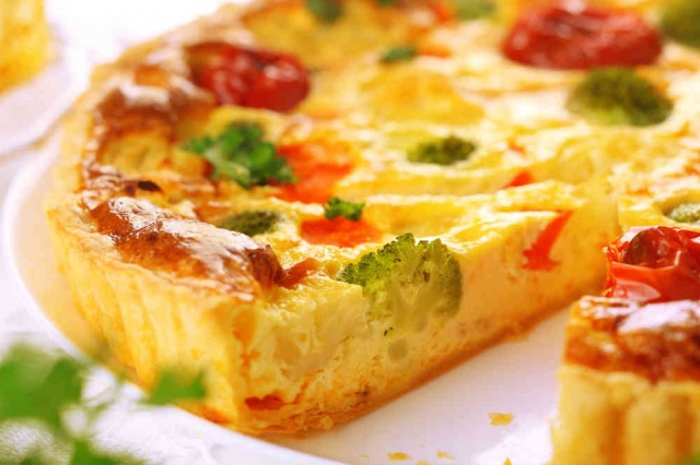 torta de legumes-torta vegetariana-receita
