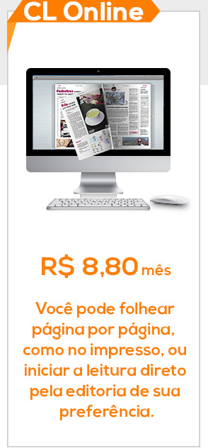 Assinatura Jornal Correio Lageano Online