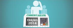 Eleições 2014 Correio Lageano