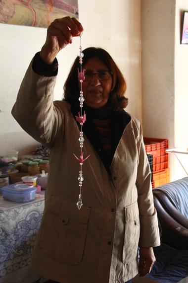 Marlene Ogawa e o artesanato japonês
