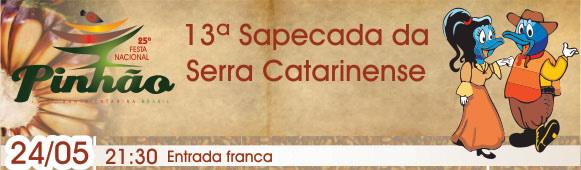 13ª Sapecada da Serra Catarinense