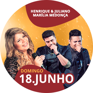 Show 18 de junho