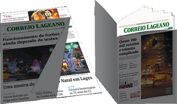 Anúncio Sobrecapa Edição Impressa CL