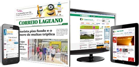 Correio Lageano e Portal CL+