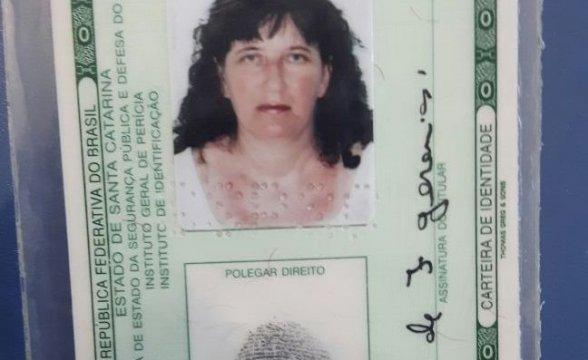 Mulher é encontrada morta na SC-114, em Otacílio Costa