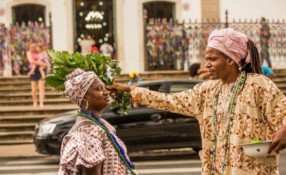 A rota das tradições e cultura africana no Brasil