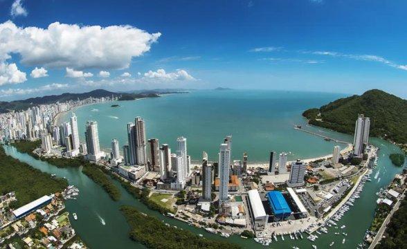 Santa Catarina é o mais bonito do país