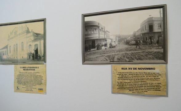 Exposição conta a história de Lages em registros fotográficos