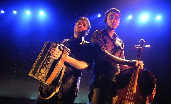 Duo Finlandia: Uma mistura de sons brasileiros e elementos portenhos