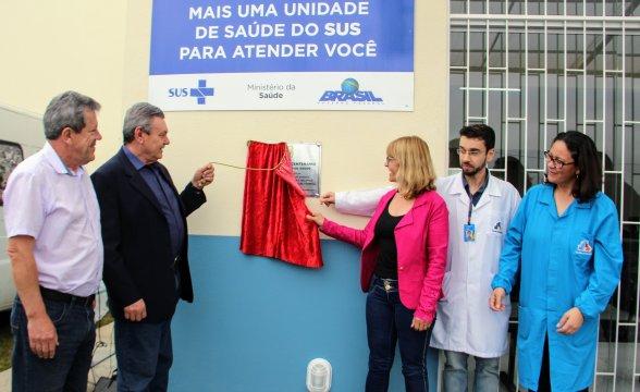 Centenário ganha nova unidade de saúde