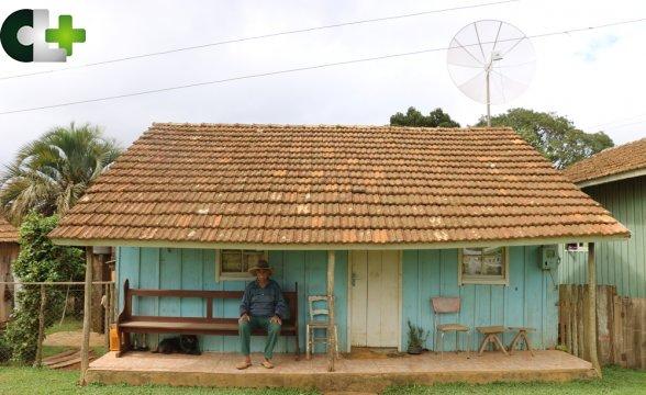 Asfalto vai melhorar a vida da comunidade e da Serra Catarinense