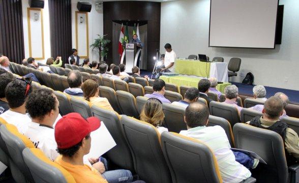 Prefeitura realiza seminário para melhorar Festa do Pinhão